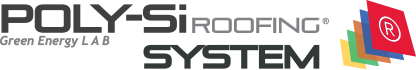 Poly-si-roofing-system
